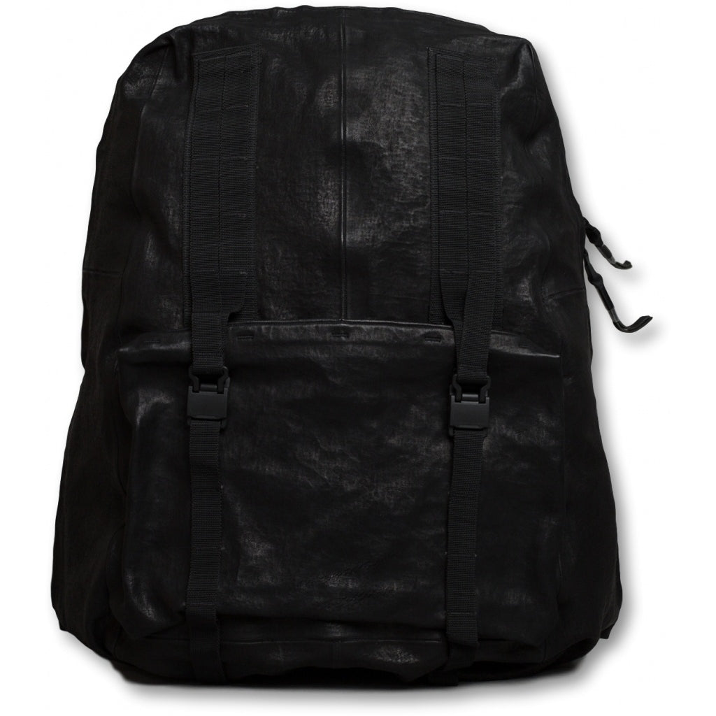Accessories BACK PACK waxed bonded Back pack 001 Black