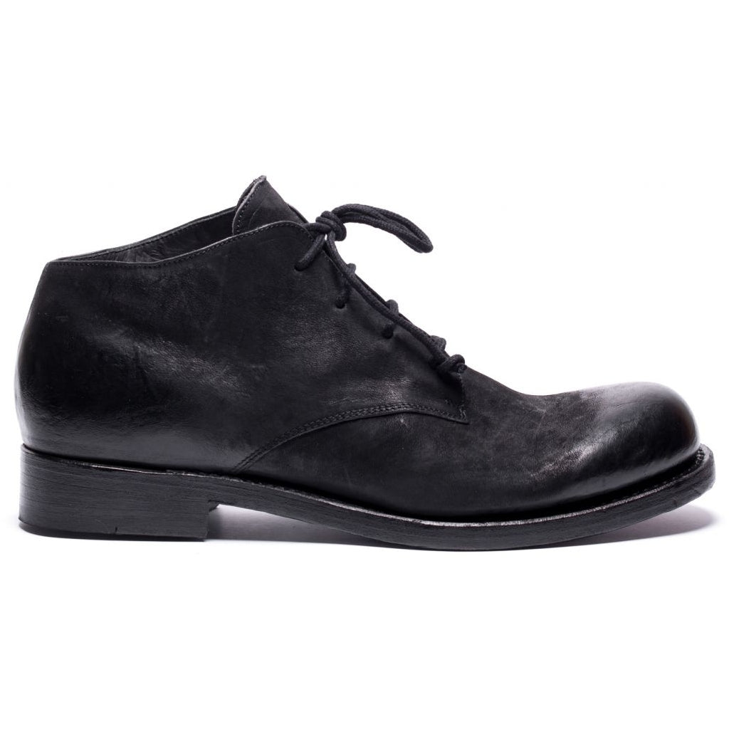 the last conspiracy BATTISTA mat Laced Boot 001 Black
