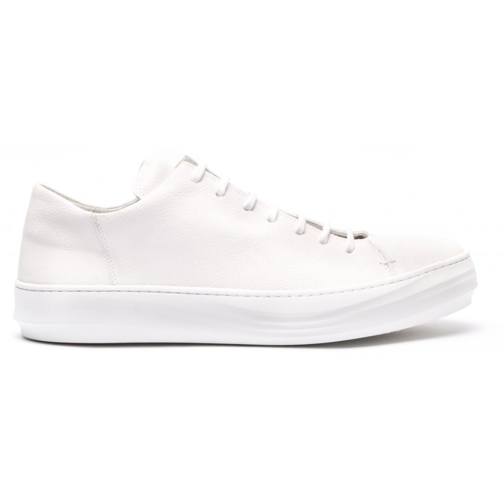 the last conspiracy BENI Low Top 036 White