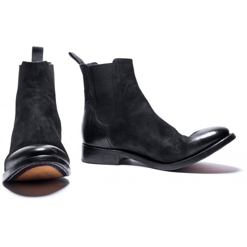 the last conspiracy BENTO mat Chelsea Boot 001 Black