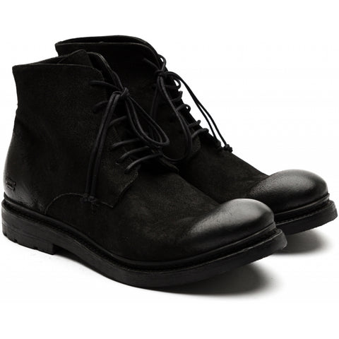 the last conspiracy BURI Laced Boot 001 Black