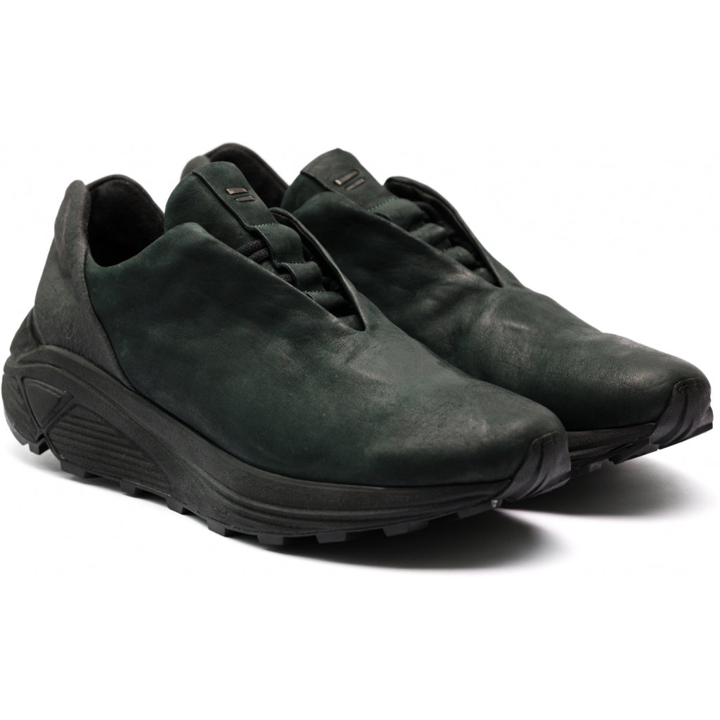 the last conspiracy CADOZ mat Low Top Sneaker 054b Bottle Green/ Black sole