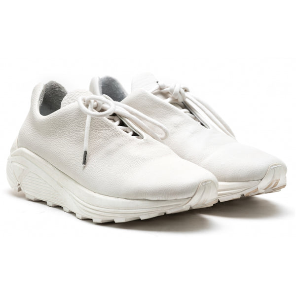 the last conspiracy CALEB Low Top Sneaker 036 White