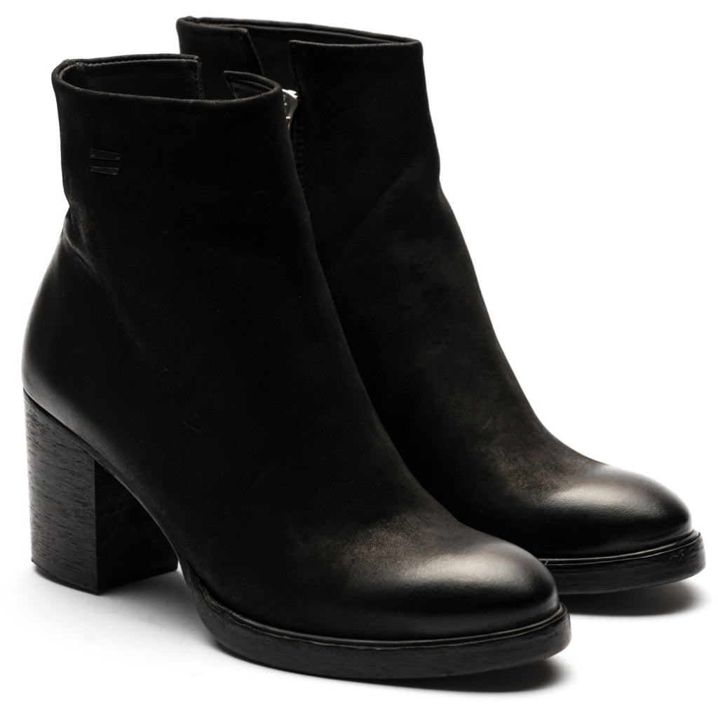 the last conspiracy CHARLOT mat Heel Boot 001 Black