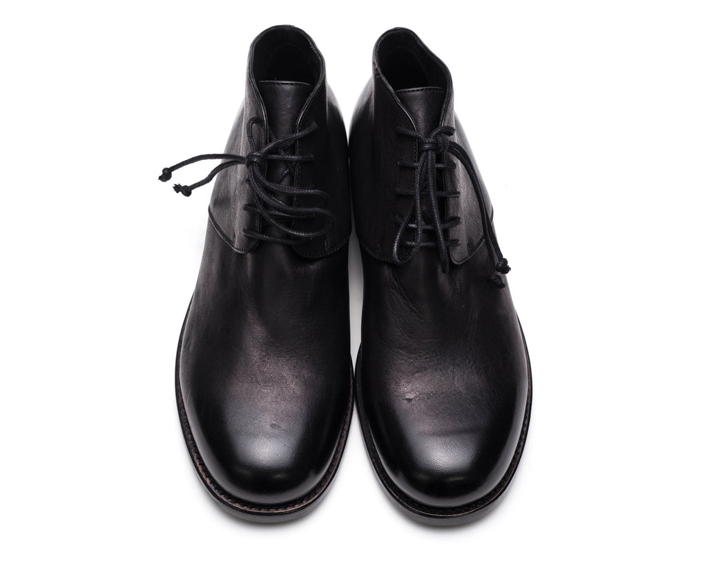 the last conspiracy COREY re-waxed  001 Black