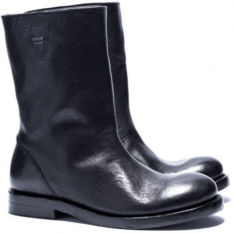 the last conspiracy DAEL re waxed Boot 001 Black