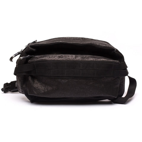 Accessories DAY BAG waxed bonded Shoulder Bag 001 Black