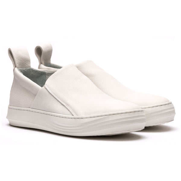 the last conspiracy ELIANE Loafer 036 White