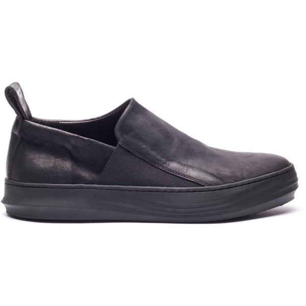 the last conspiracy ELIANE mat Loafer 001 Black