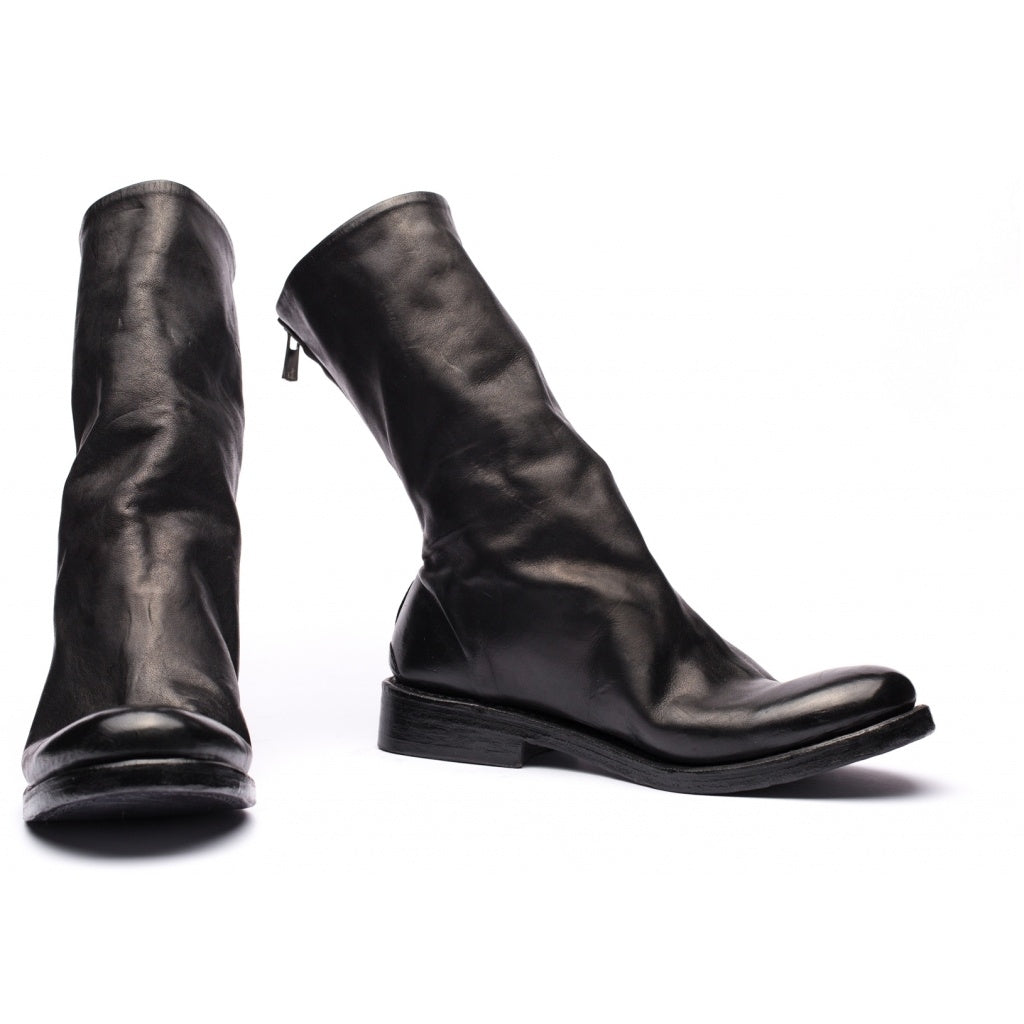 the last conspiracy ELLERY steer Boot 001 Black