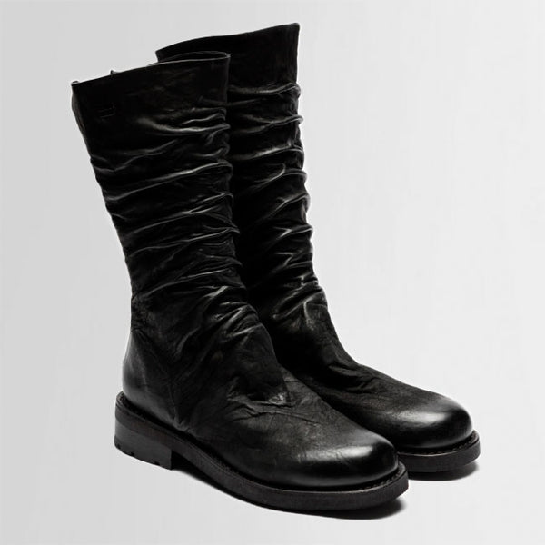the last conspiracy ESKE mat Zip Boot 001 Black