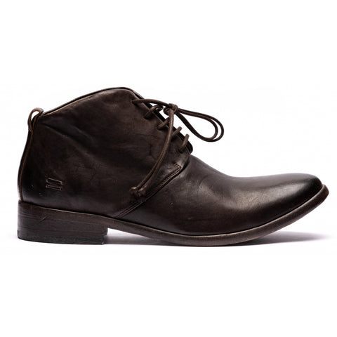 the last conspiracy GAGE clean Laced Boot 004 Dark brown
