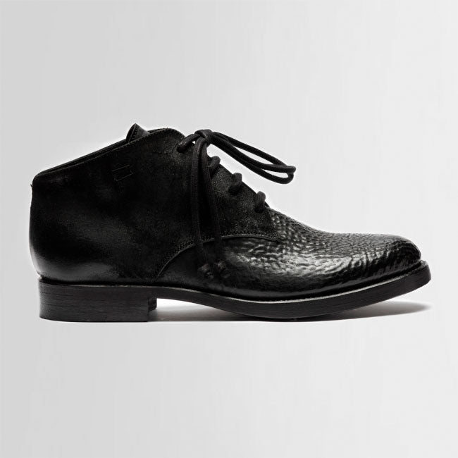Asgaard GARM reversed Laced Shoe 001 Black