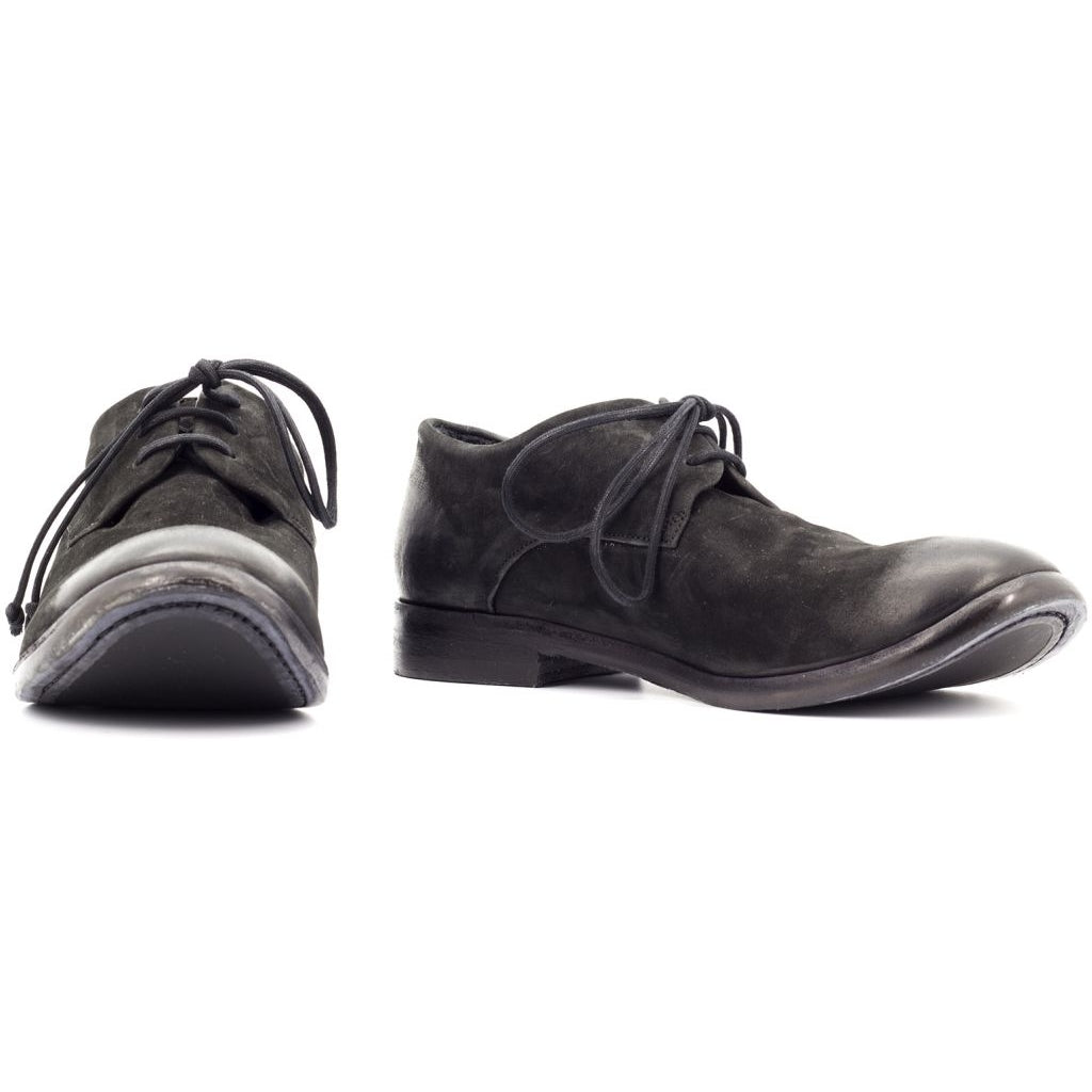 the last conspiracy GERTRUDES mat Laced Shoe 001 Black