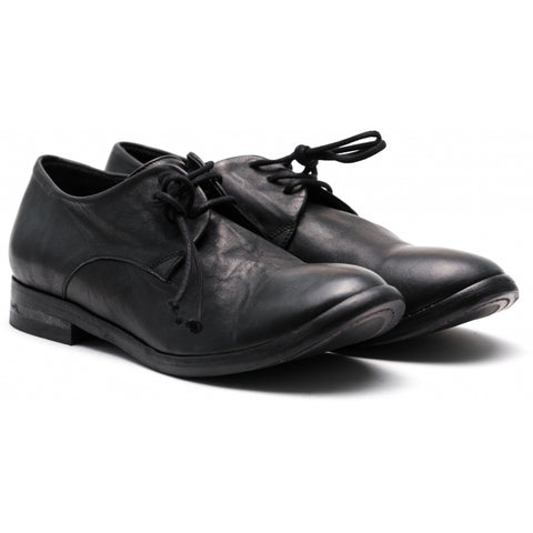 the last conspiracy GERTRUDES soft Laced Shoe 001 Black