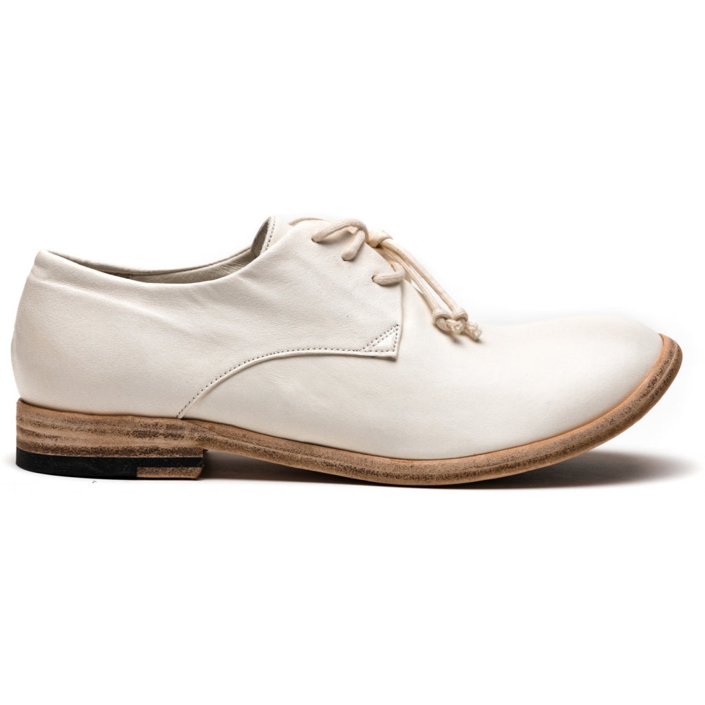 the last conspiracy GERTRUDES soft Laced Shoe 057 Off White