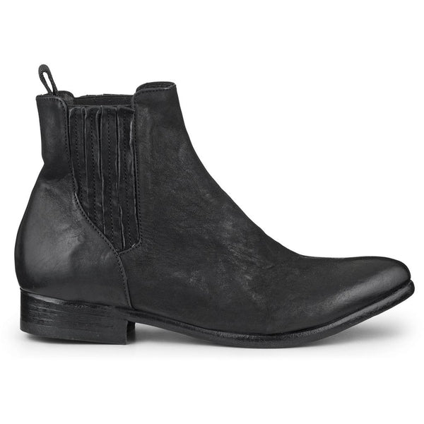 the last conspiracy GIMLE mat Chelsea Boot 001 Black