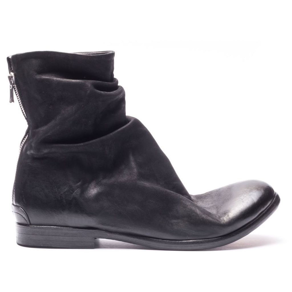 the last conspiracy GLIV mat Zip Boot 001 Black