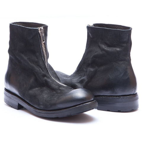 the last conspiracy GNA mat Zip Boot 001 Black