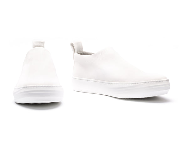 the last conspiracy GUILHERME Loafer 036 White