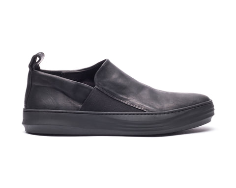 the last conspiracy GUILHERME mat Loafer 001 Black