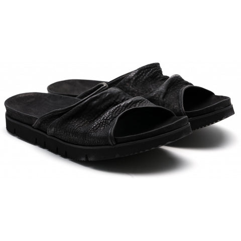 the last conspiracy GUSTAVO reversed vibram Sandal 001 Black