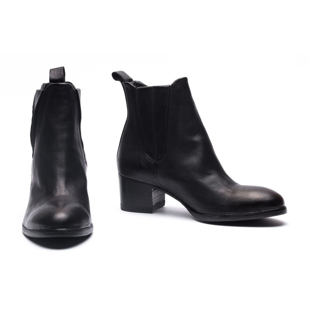 the last conspiracy INGUNN clean High Heel Boot 001 Black