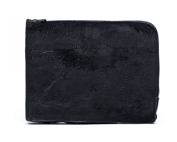 the last conspiracy IPAD COVER reversed iPad Cover 001 Black