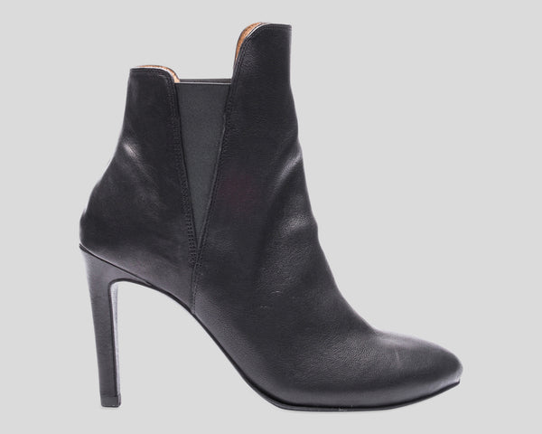 the last conspiracy JUNKO Heel Boot 001 Black