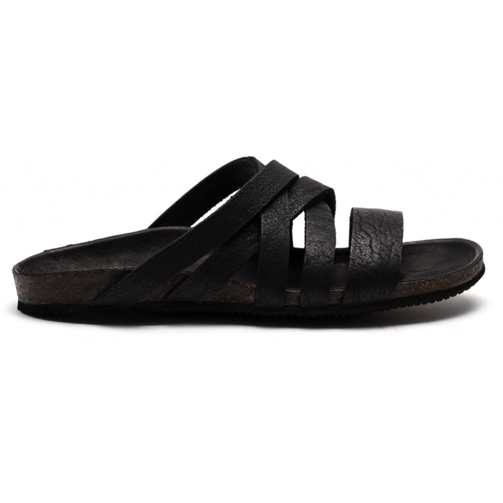 the last conspiracy KATE Sandal 001 Black