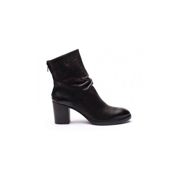 the last conspiracy KENNA mat Heel Boot 001 Black