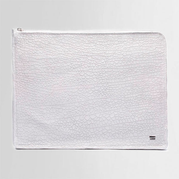 Accessories LAPTOP COVER cracked Laptop Cover 036 White
