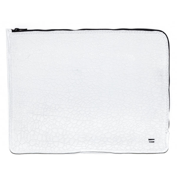 the last conspiracy LAPTOP COVER cracked Laptop Cover 036 White