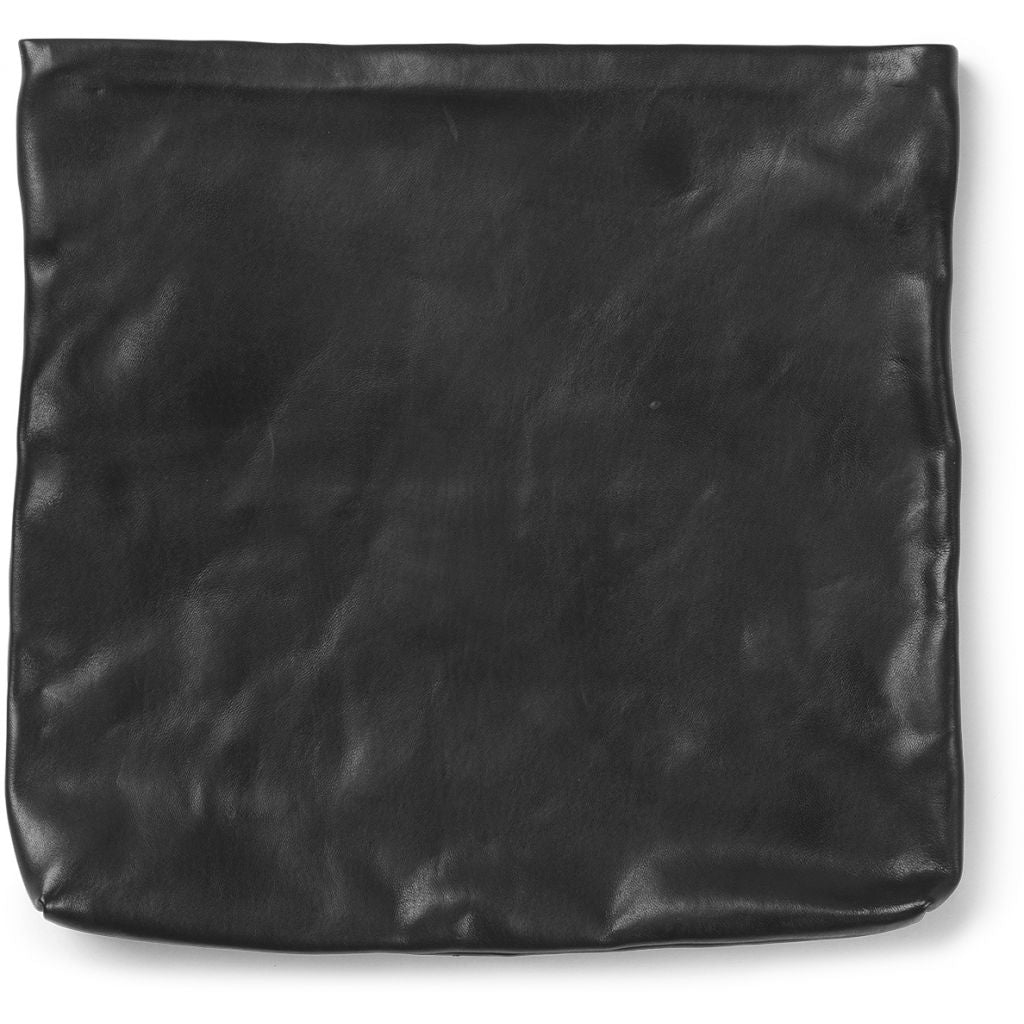 Accessories LARGE CLUTCH waxed Clutch 001 Black
