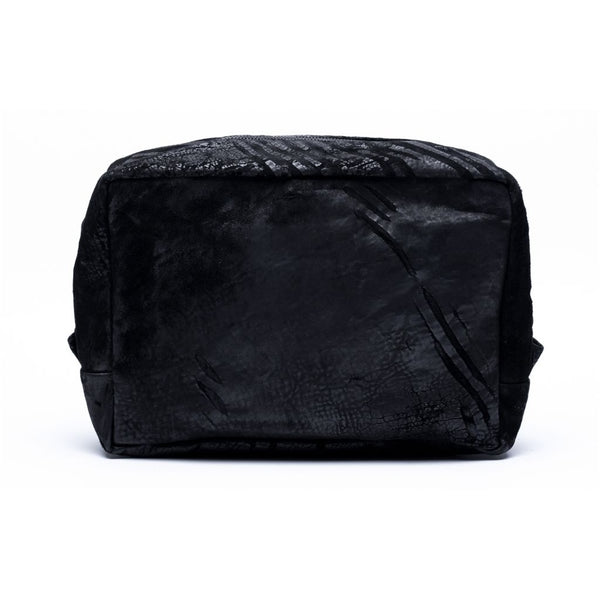 Accessories LARGE TOILETBAG reversed Toiletbag 001 Black
