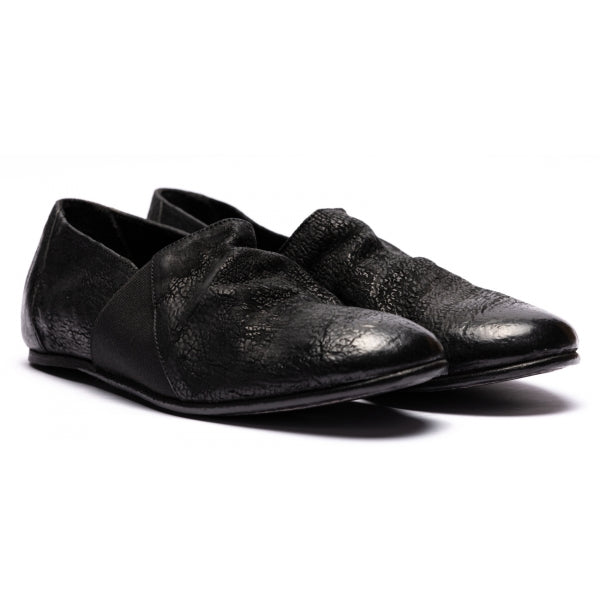 the last conspiracy LAUF reversed Loafer 001 Black