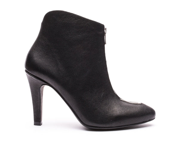 the last conspiracy LIFA Heel Boot 001 Black