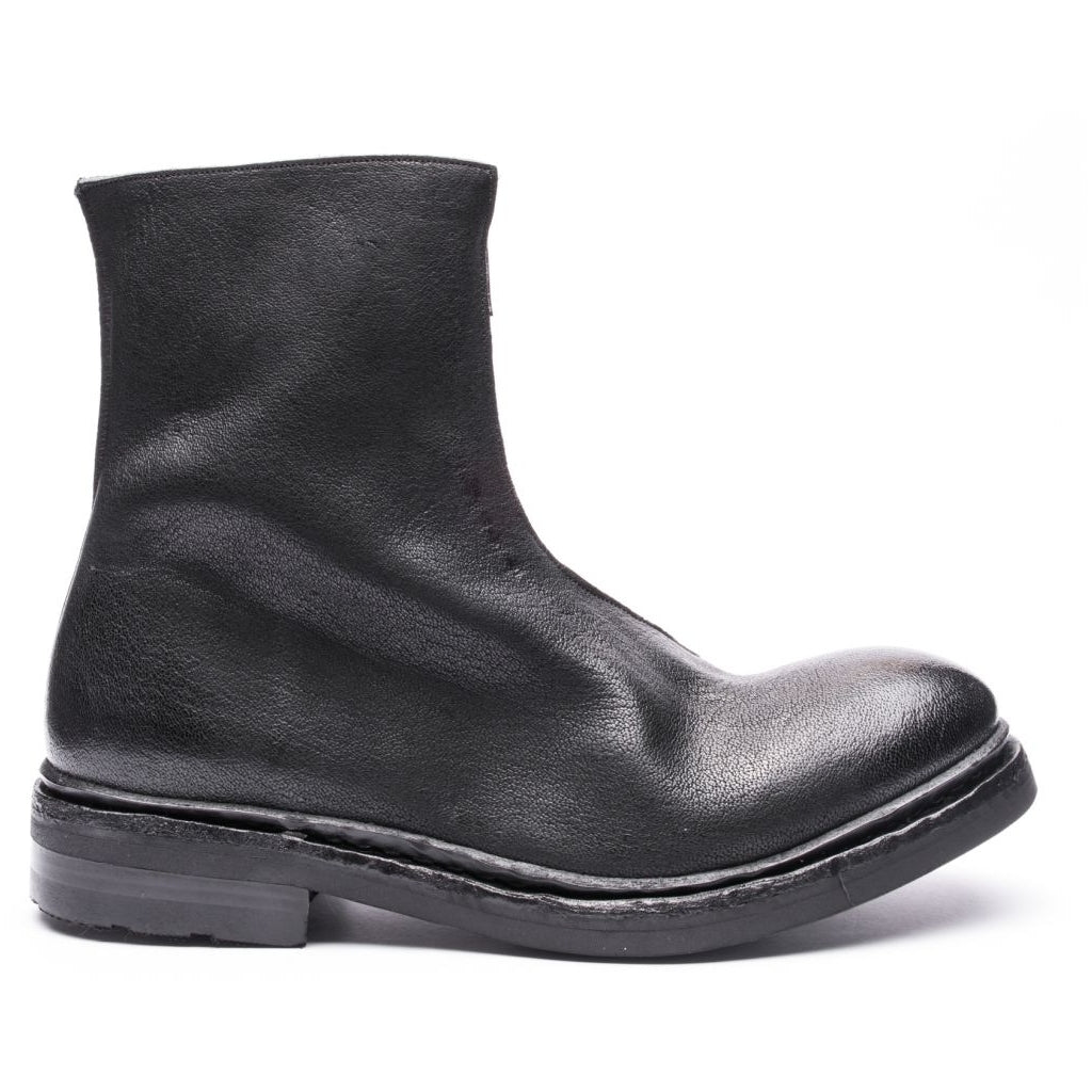 the last conspiracy MAGNE Low Zip Boot 001 Black