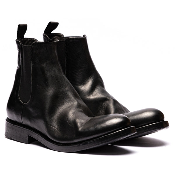 the last conspiracy MARCO Chelsea boot - soft Chelsea Boot 001 Black