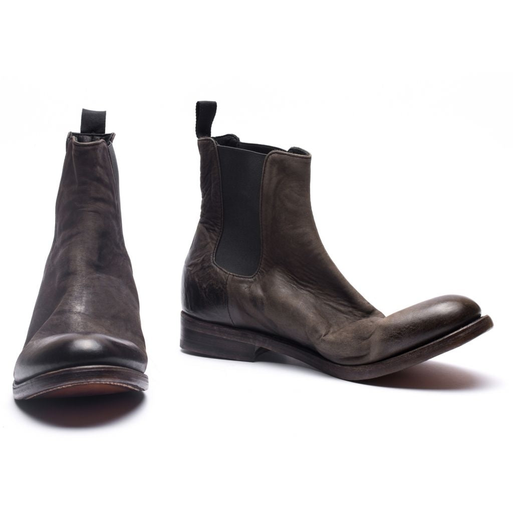 the last conspiracy MARCO mat Chelsea Boot 061 Charcoal