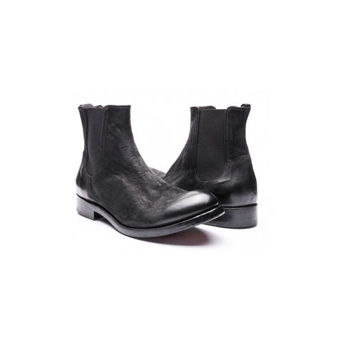 the last conspiracy MARCO mat Chelsea Boot 001 Black