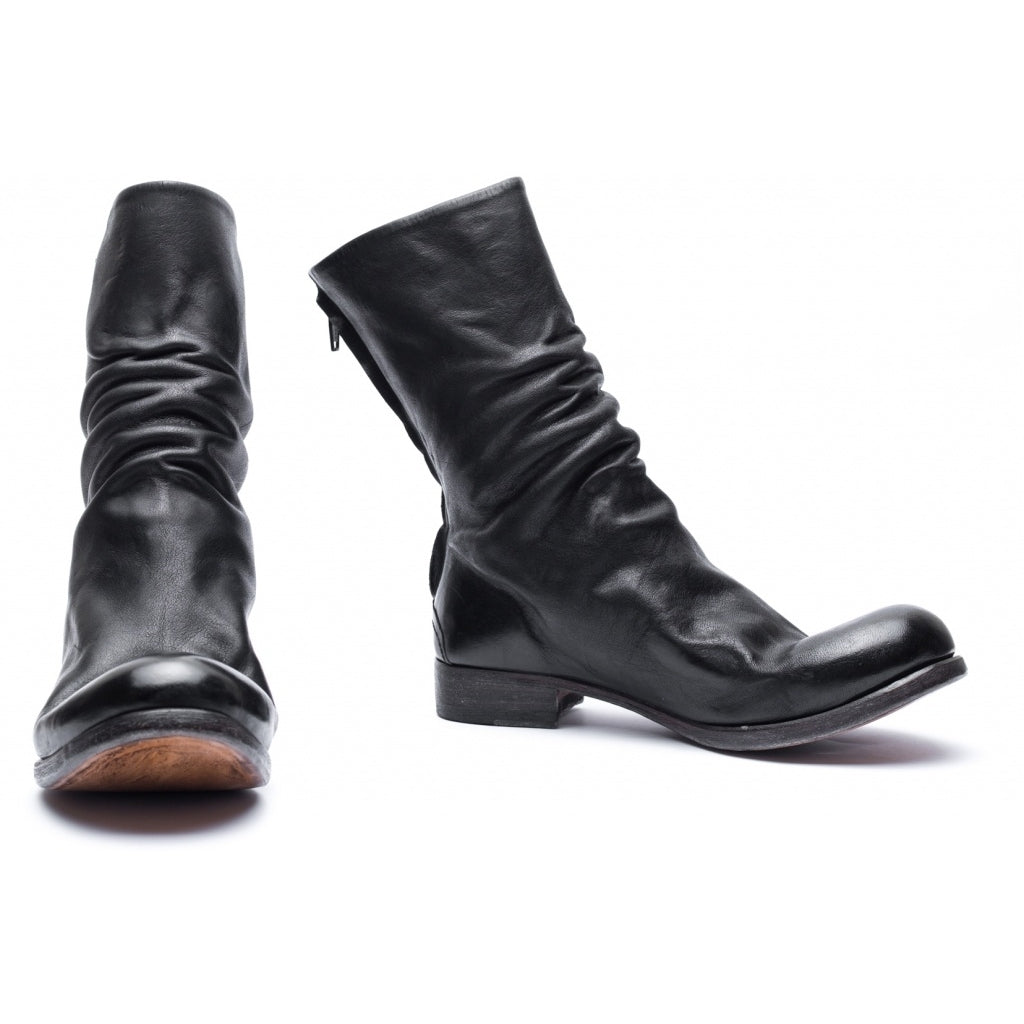 the last conspiracy MEGYN steer Boot 001 Black
