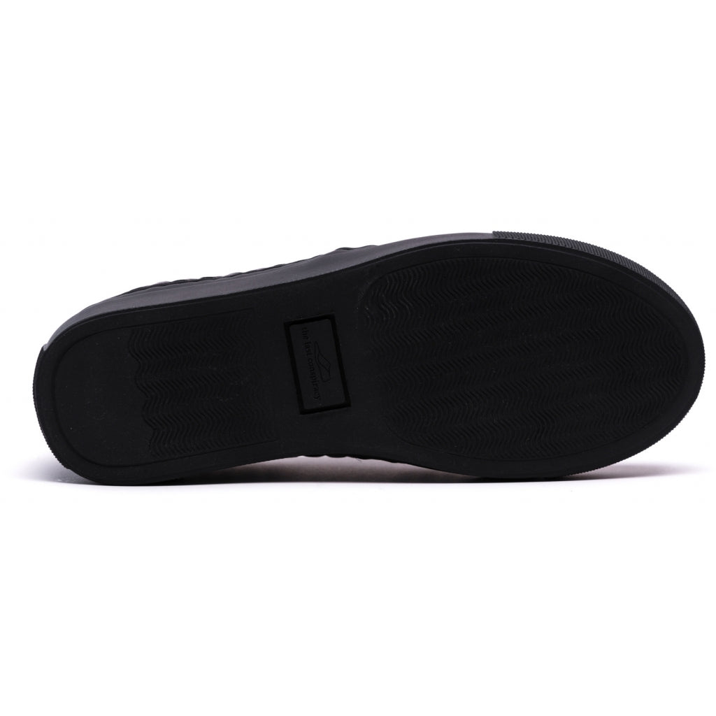 the last conspiracy MICHI interlace Loafer 001 Black