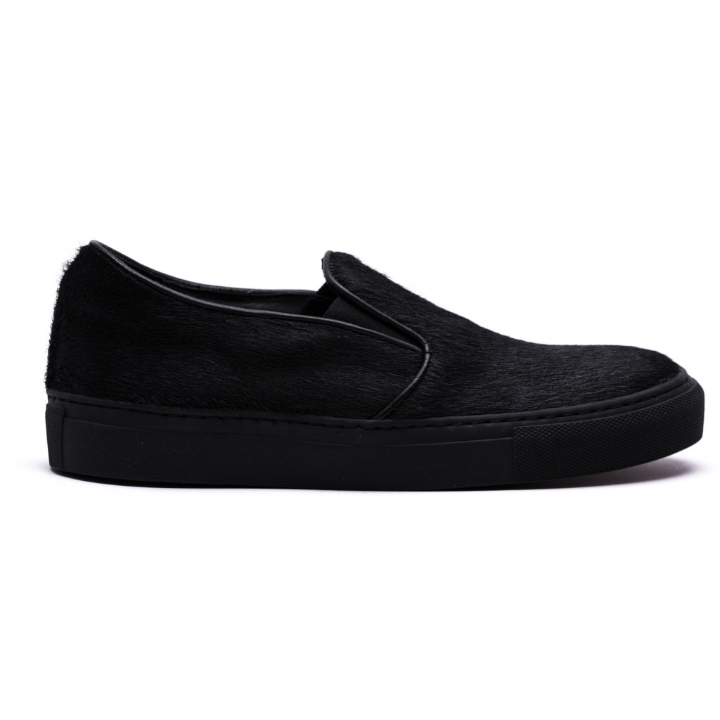 the last conspiracy MICHI pony Loafer 001 Black