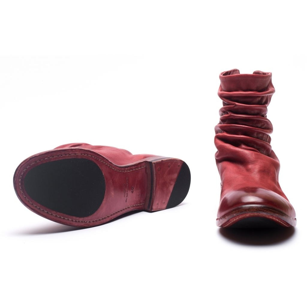 the last conspiracy MORENO soft Boot 048 Oxblood