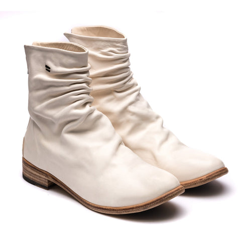 the last conspiracy MORENO soft Boot 057 Off White