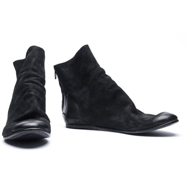 the last conspiracy NAELY mat Boot 001 Black