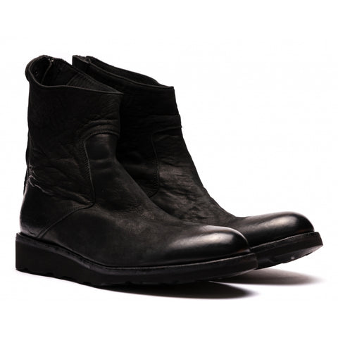 the last conspiracy NICHOLAS mat vibram Chelsea Boot 001 Black