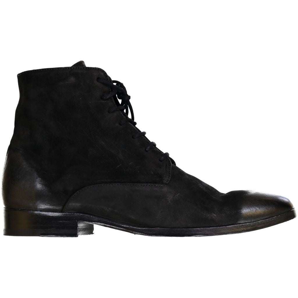 the last conspiracy NINO mat Laced Boot 001 Black