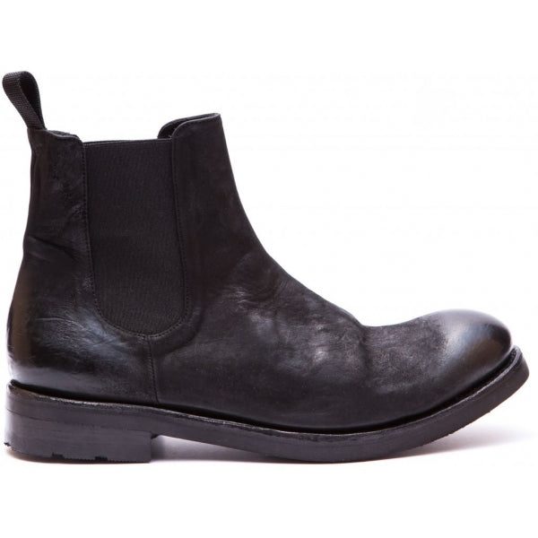 the last conspiracy NJORD mat Chelsea Boot 001 Black